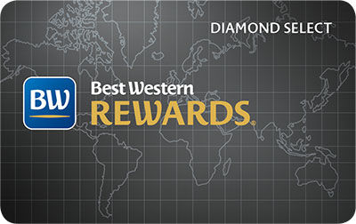 diamond select bwr member card